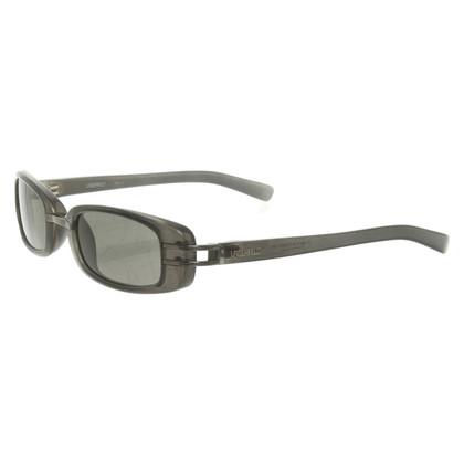 Karl Lagerfeld Smalle zonnebril