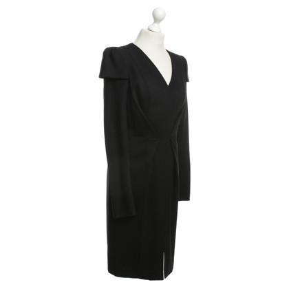 Escada Dress with pleats detail