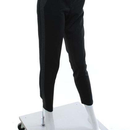Armani Jeans Creased trousers in bi-color