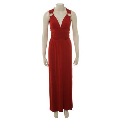 Plein Sud Maxikleid in Rot