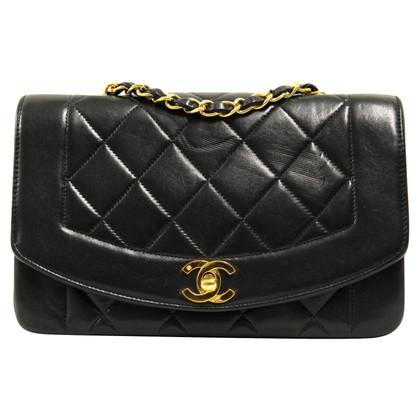 "Chanel ""Lady D"" Vintage Tasche"