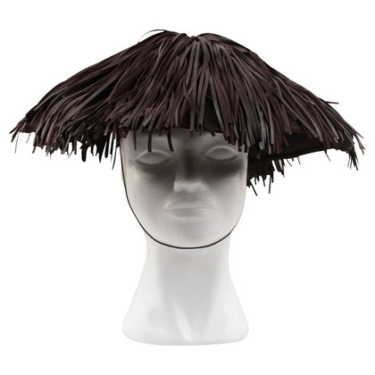 Borsalino Hat with fringes