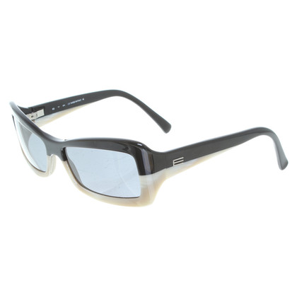 Etro Sunglasses in black/beige