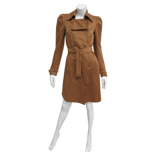 e2599b8c8f Pinko TRENCH with balloon sleeve - Second Hand Pinko TRENCH with ...