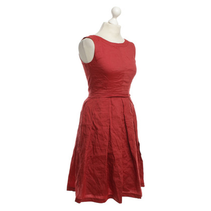 Max Mara Cocktailkleid in Rot