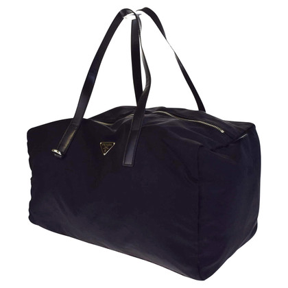 Prada Travel bag in black