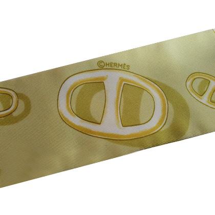 Hermès Twilly 'Chaîne d'Ancre' di seta