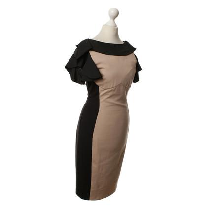 Ted Baker Dress with flounces