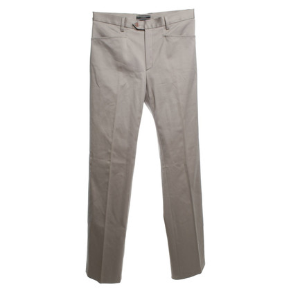 Joseph Strap fold trousers in grey