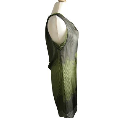 Jil Sander zijden jurk