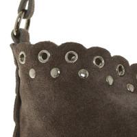 Vanessa Bruno Shoulder bag made of suede
