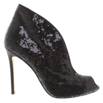 Gianvito Rossi Ankle boots with sequins