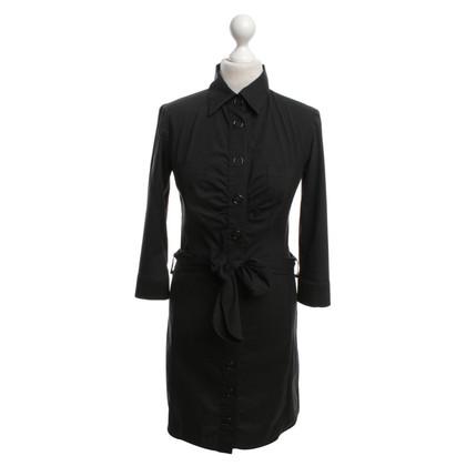 Armani Jeans Kleid in Schwarz