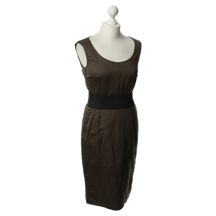 Lanvin Dress in dark brown