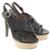 Marni Sandals in black