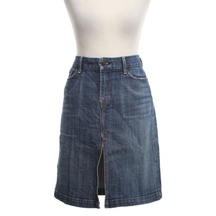 Citizens of Humanity Denim skirt in blue