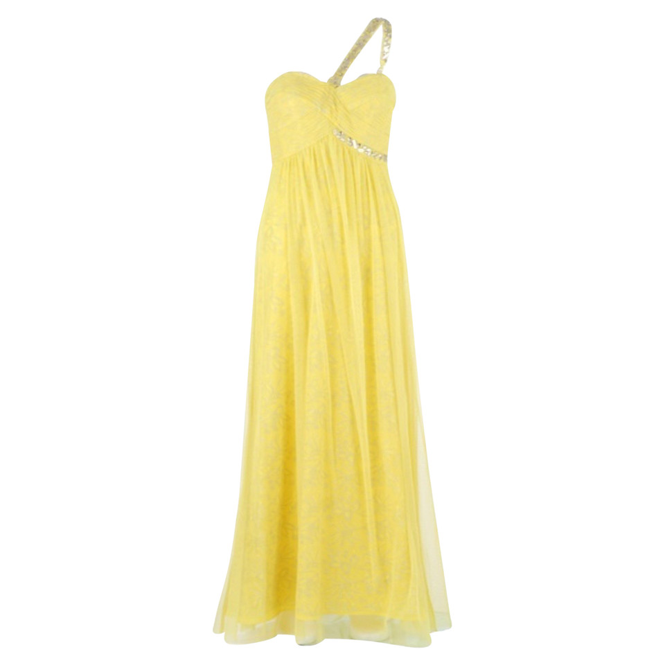 BCBG Max Azria Dress in Yellow