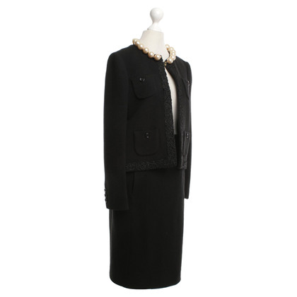 Moschino Cheap and Chic Costume in black