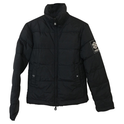 Fendi Quilted jacket in black