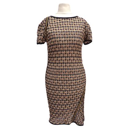 Missoni Dress with Diagonlastreifen