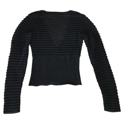 Armani pullover a maglia