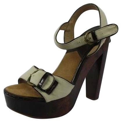 Michael Kors Wooden sandals
