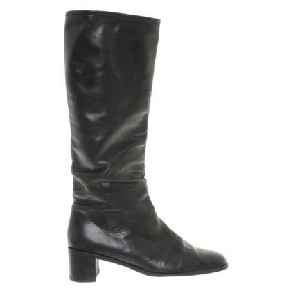 Gucci Zwarte laarzen