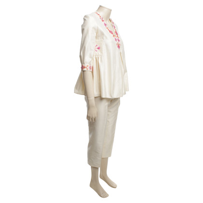 Christian Dior Suit with decorative embroidery