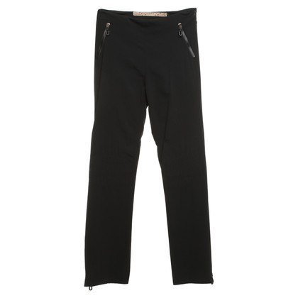 Emanuel Ungaro trousers in black
