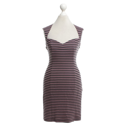 Opening Ceremony Dress with striped pattern