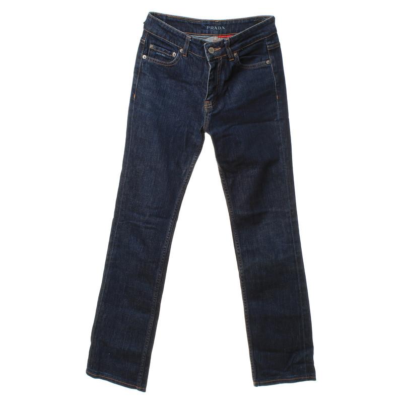 Prada Jeans blue