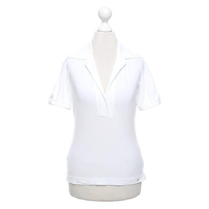 Malo T-Shirt in Weiß