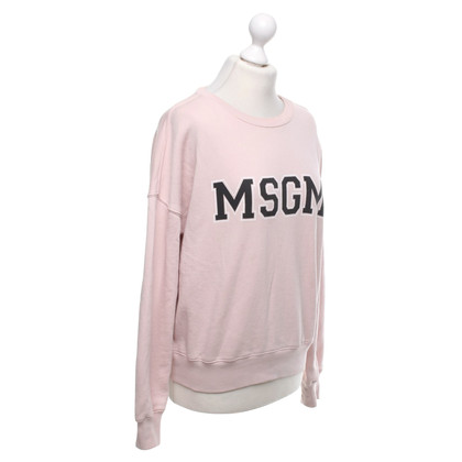 MSGM Sweater in pink
