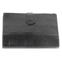Mulberry Organizer in Schwarz