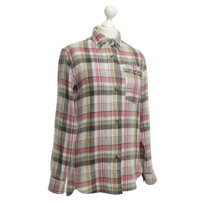 Isabel Marant Camicia con pietre decorative