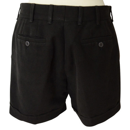 Prada pantaloncini neri