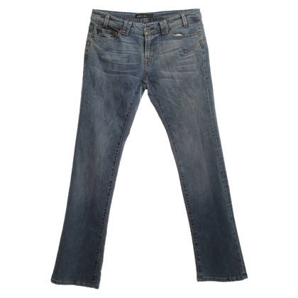 Marc Cain Jeans im Used-Look