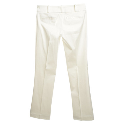 Hugo Boss Suit broek in White