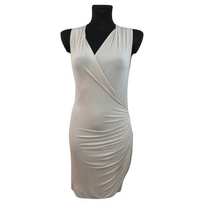 DKNY Gedrapeerd jurk