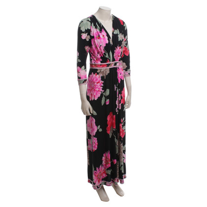 Leonard Zijden bloemen jurk