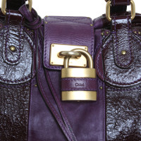 Chloé Patent leather handbag