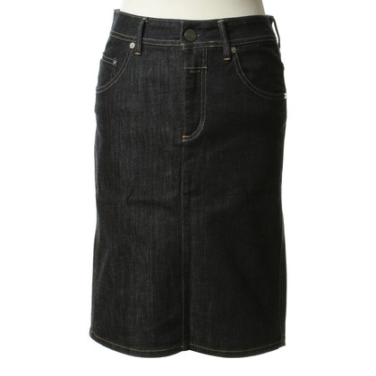 Closed Jeans skirt in dark denim