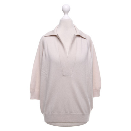 Malo Cashmere sweater in beige