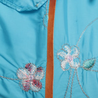 Ermanno Scervino Jacket with embroidery