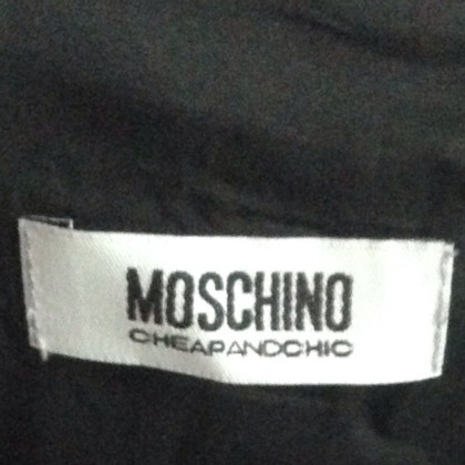 Moschino Cheap and Chic Extravagante jurk in roze