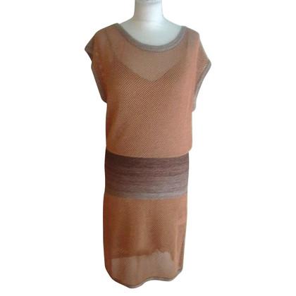 Missoni gebreide jurk