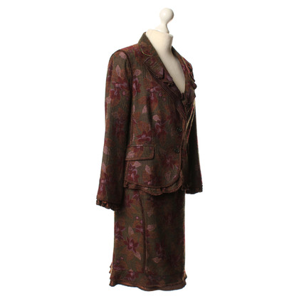 Etro Costume with a floral pattern