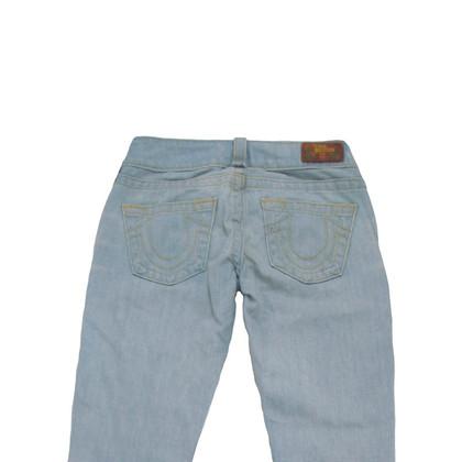 True Religion Morgan love and Haight flare jeans