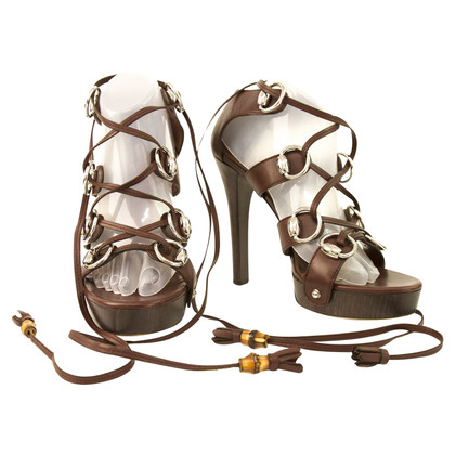 Gucci Plateau sandals