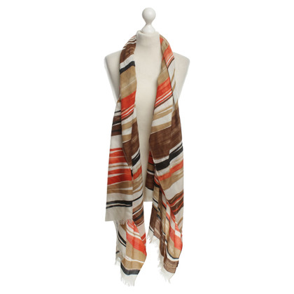Loro Piana Scarf with stripes